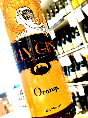 The Ely Gin Company Orange Gin 50cl