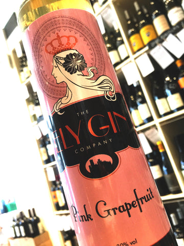The Ely Gin Company Pink Grapefruit Gin 50cl