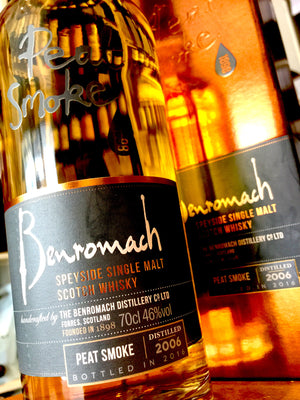 Benromach Peat Smoke 70cl