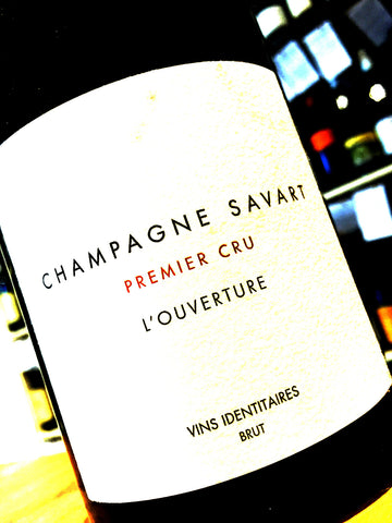 Champagne Savart Ouverture NV 75cl