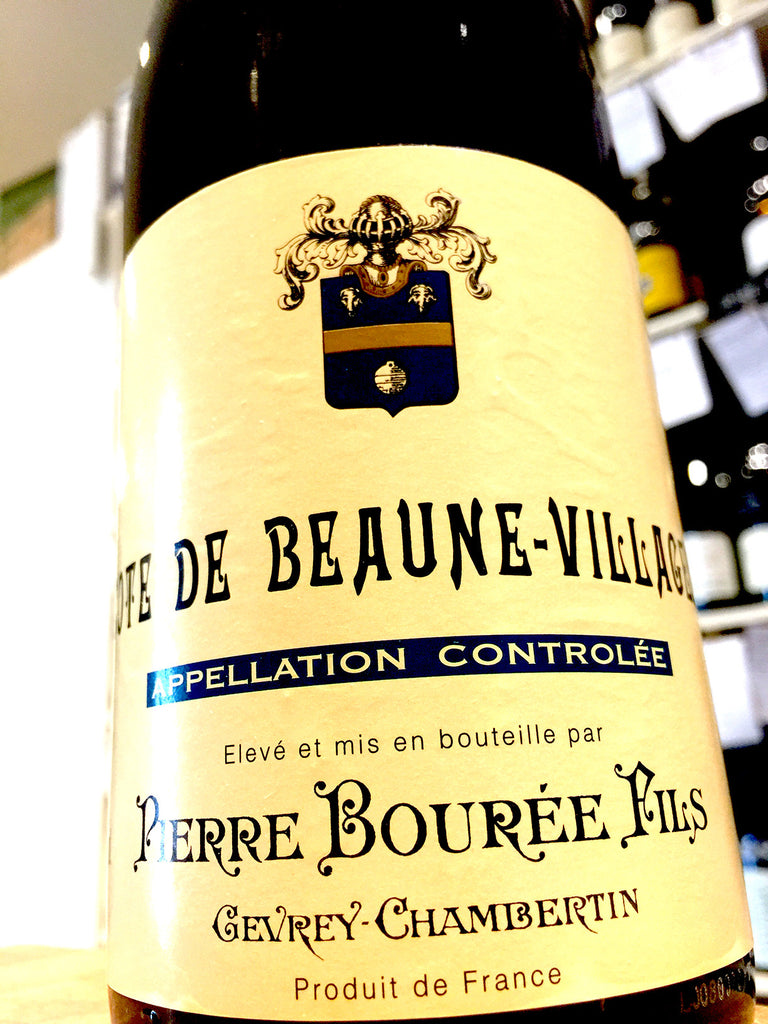 Pierre Bouree Cote de Beaune Villages 2011 75cl