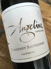 Angeline Vineyards Cabernet Sauvignon 2017 75cl