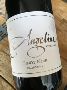 Angeline Vineyards Pinot Noir 2018 75cl