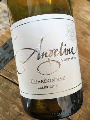 Angeline Vineyards Chardonnay 2018 75cl