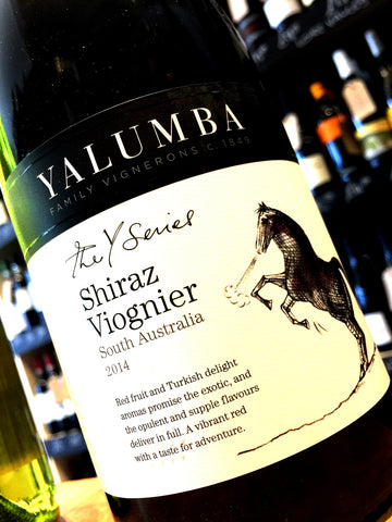 Yalumba The Y Series Shiraz Viognier 2014