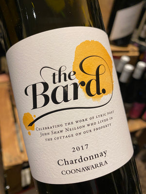 Hollick 'The Bard' Chardonnay 2017 75cl