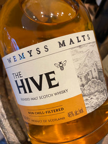 Wemyss Malts The Hive Blended Malt 70cl