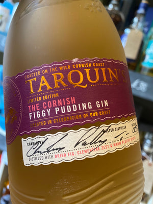 Southwestern Distillery Tarquin's Figgy Pudding Gin 70cl