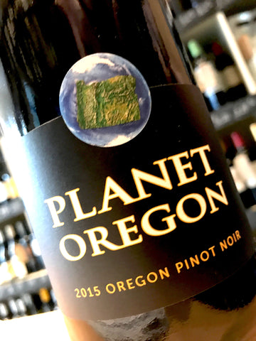 Planet Oregon Pinot Noir 2015 75
