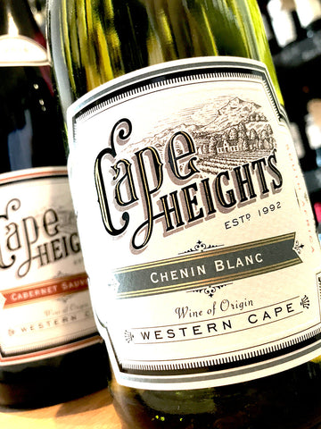 Cape Heights Chenin Blanc 2015 75cl