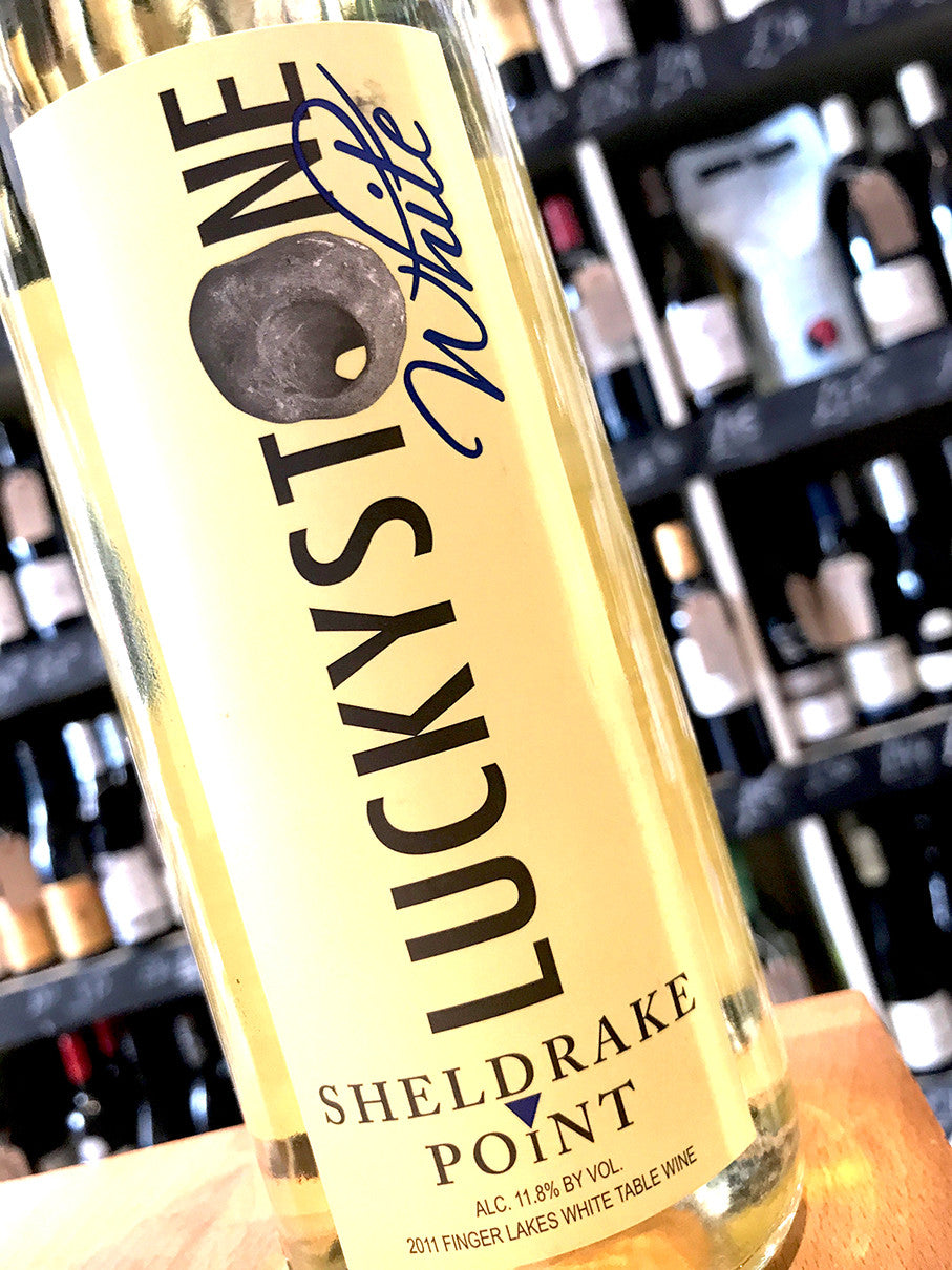 Sheldrake Point Luckystone White 2011 75cl