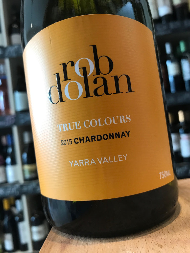Rob Dolan True Colours Chardonnay 2013 75cl