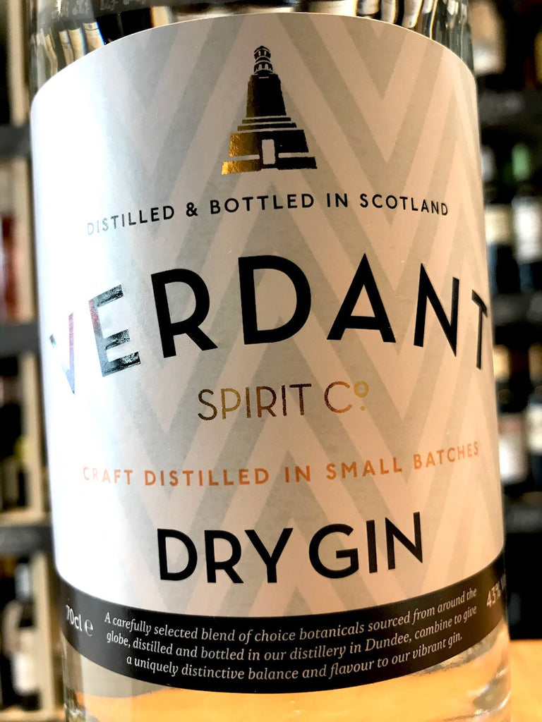 Verdant Spirit Co Dry Gin 70cl