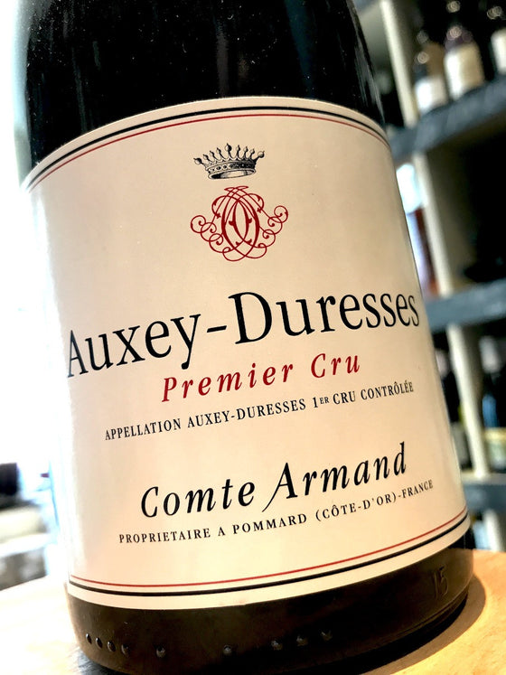 Comte Armand Auxey-Duresses 1er Cru Rouge 2014 75cl