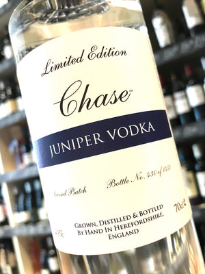 Chase Single Botanical Gin/Chase Juniper Vodka 70cl