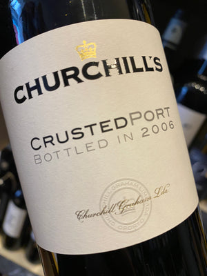 Churchill Crusted Port 75cl