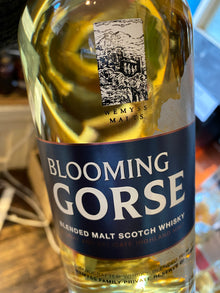 Wemyss Malts Blooming Gorse Blended Malt 70cl