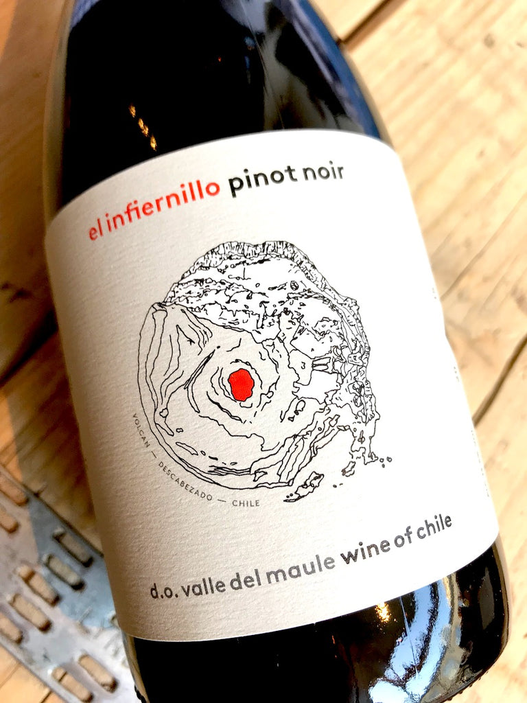 El Infiernillo Single Vineyard Pinot Noir 2015 75cl