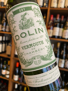 Dolin Chambery Vermouth Dry 37.5cl