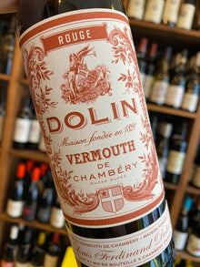 Dolin Chambery Vermouth Rouge 37.5cl