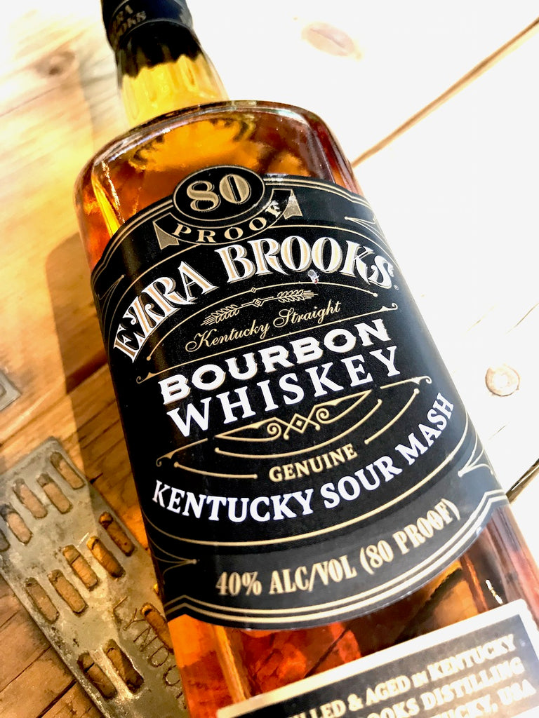 Ezra Brooks Bourbon 70cl