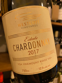 Westcott Estate Chardonnay 2016 75cl