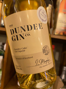 Dundee Gin Company Dundee Cake Gin Liqueur 50cl