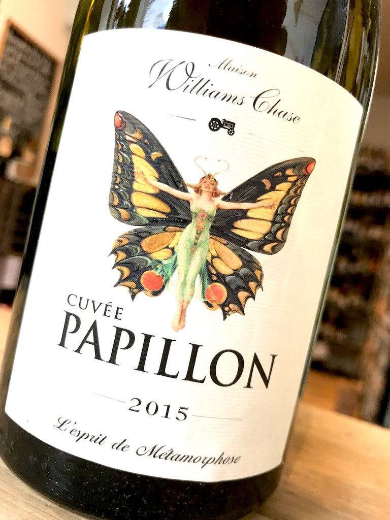 Maison Williams Chase Papillon 2015 75cl