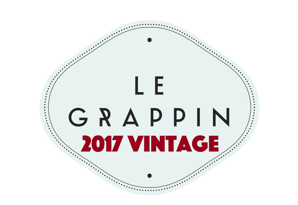 Le Grappin Beaune 1er Cru Greves Blanc 2017 3x75cl