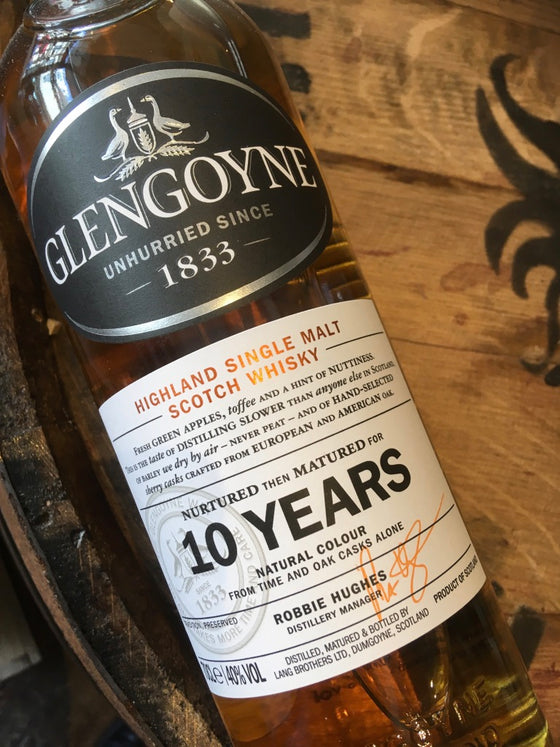 Glengoyne 10 Year Old 70cl