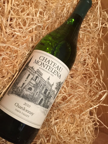 Chateau Montelena Napa Valley Chardonnay 2010 75cl