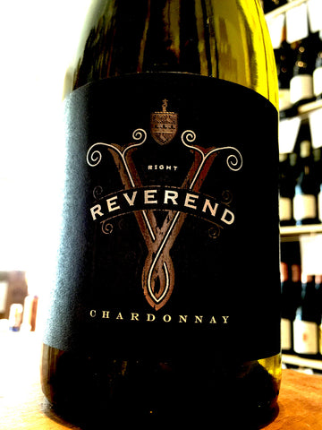 Vinaceous Right Reverend V Chardonnay 2014 75cl