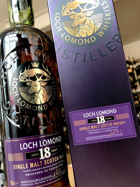 Loch Lomond Original 18 Year Old 70cl
