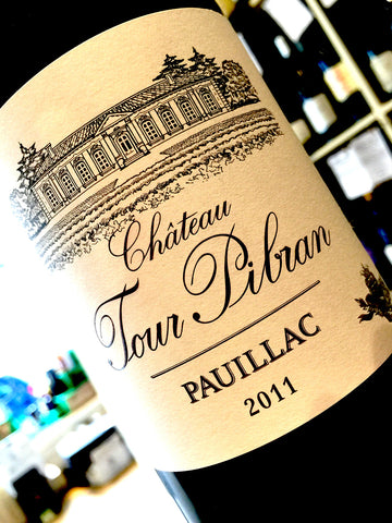 Chateau Tour Pibran 2011 75cl