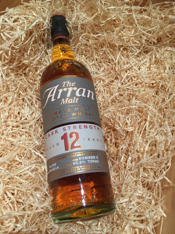 Arran Cask Strength 12 Year Old 70cl