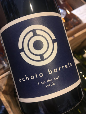 Ochota Barrels I am the Owl Syrah 2017 75cl