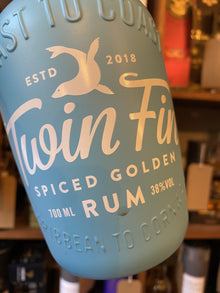 Southwestern Distillery Twin Fin Spiced Golden Rum 70cl