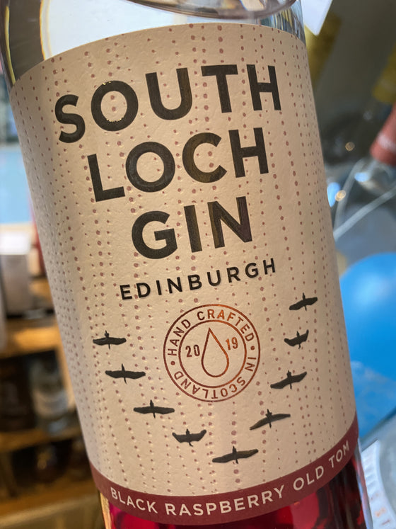 South Loch Black Raspberry Old Tom Gin 70cl