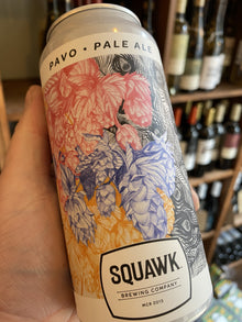 Squawk Brewing Pavo Pale Ale 44cl