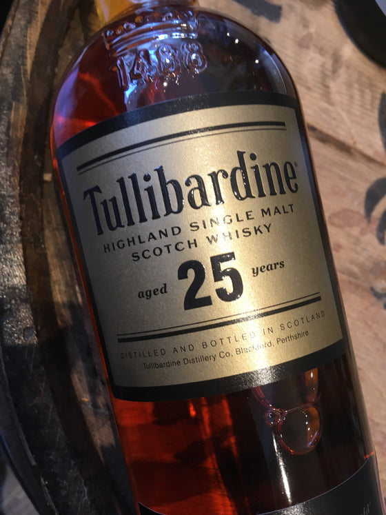 Tullibardine 25 Year Old 70cl