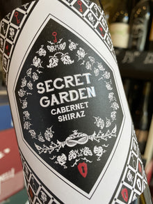 Secret Garden Cabernet Shiraz 75cl