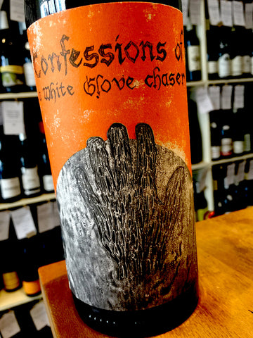 Blank Bottle Confessions of a White Glove Chaser 2014 75cl