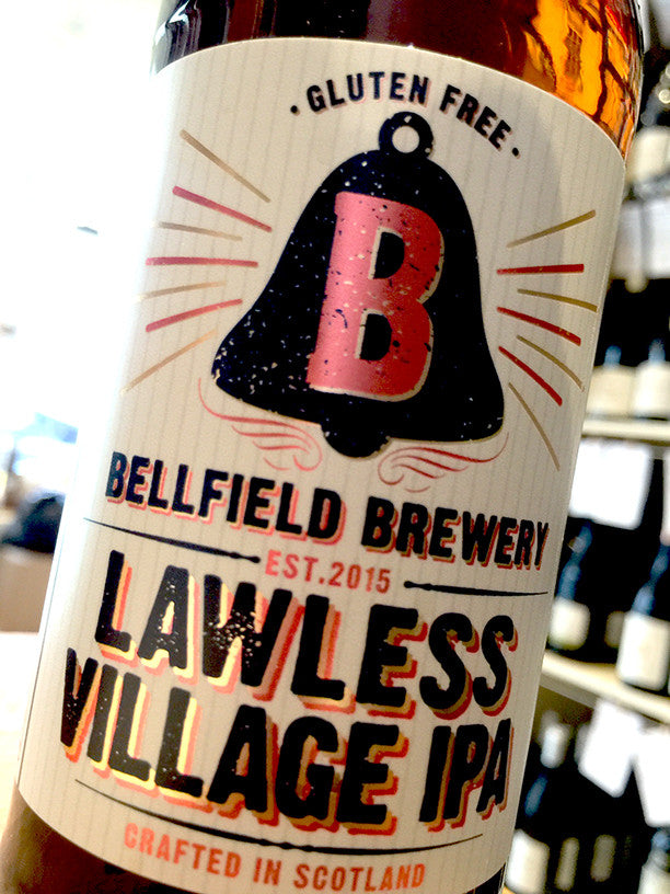 Bellfield Brewery Lawless Village IPA 33cl