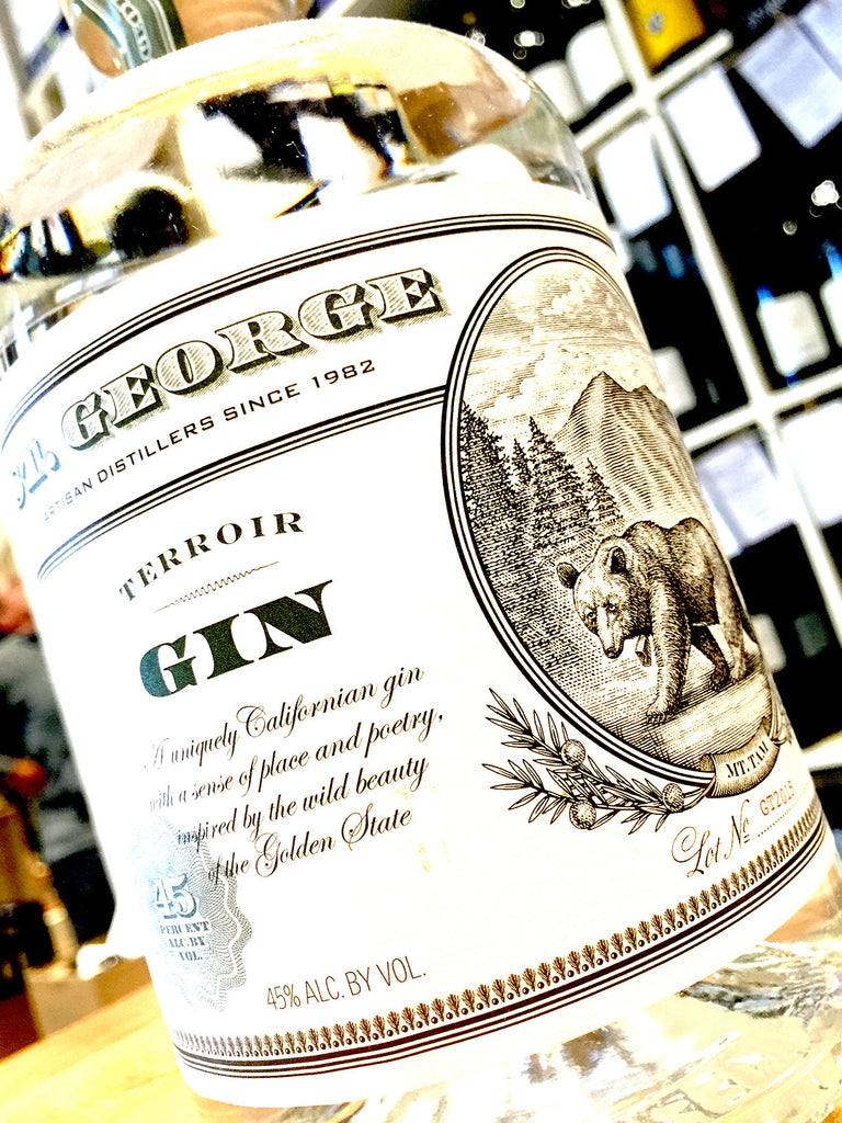 St George Terroir Gin 70cl