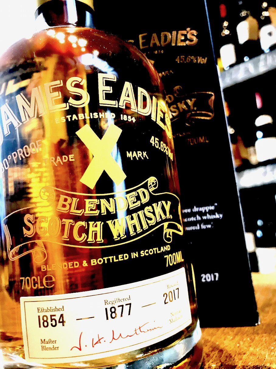 James Eadie Trade Mark X Blended Whisky 70cl