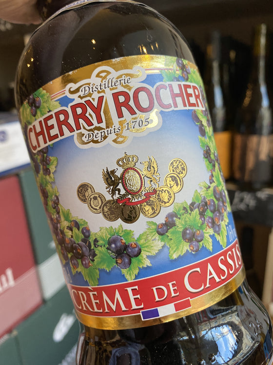 Cherry Rocher Creme de Cassis 70cl