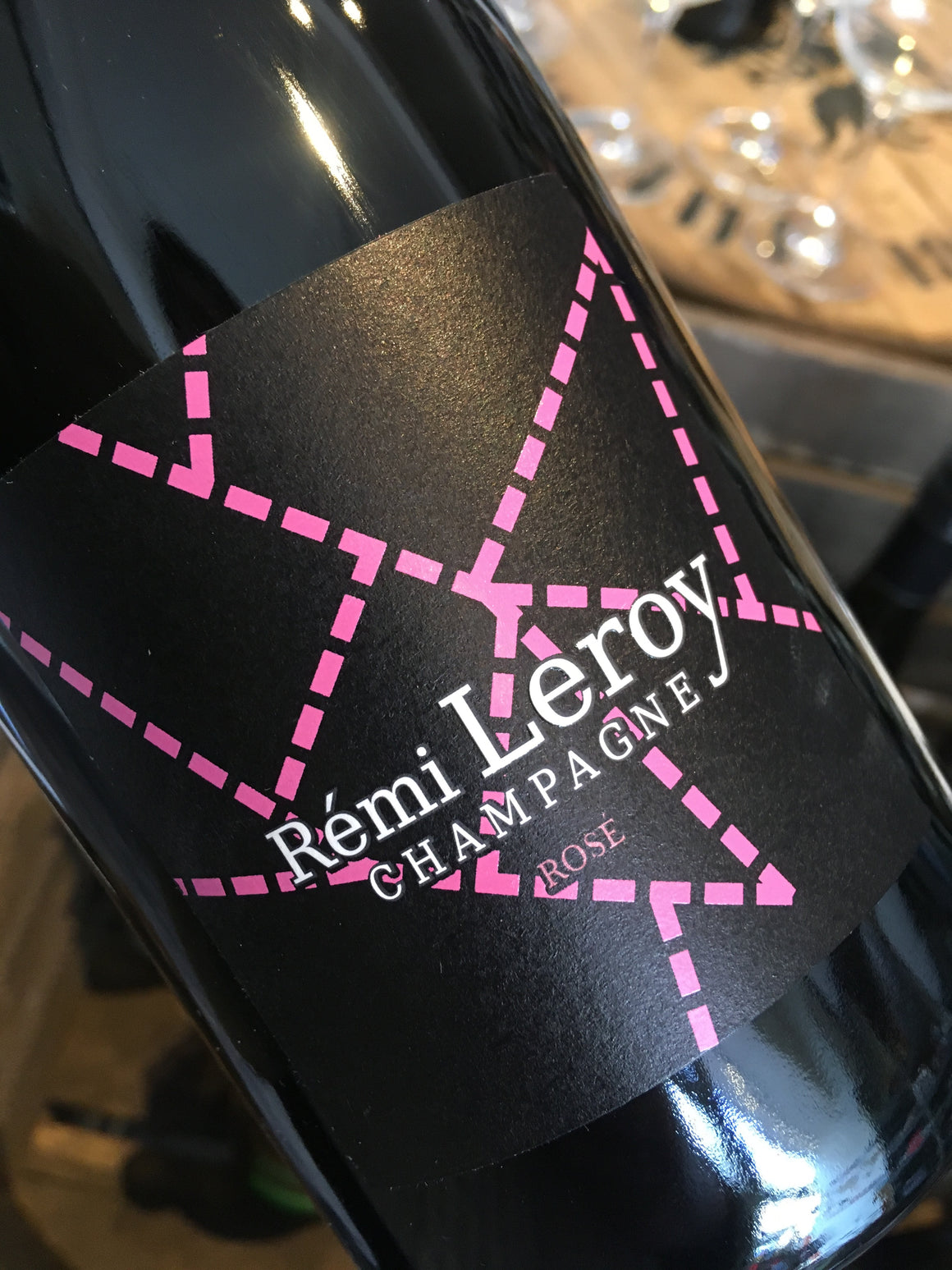 Remi Leroy Rose 2013 75cl