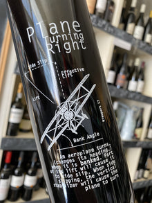 David Franz Plane Turning Right Blend 2015 75cl