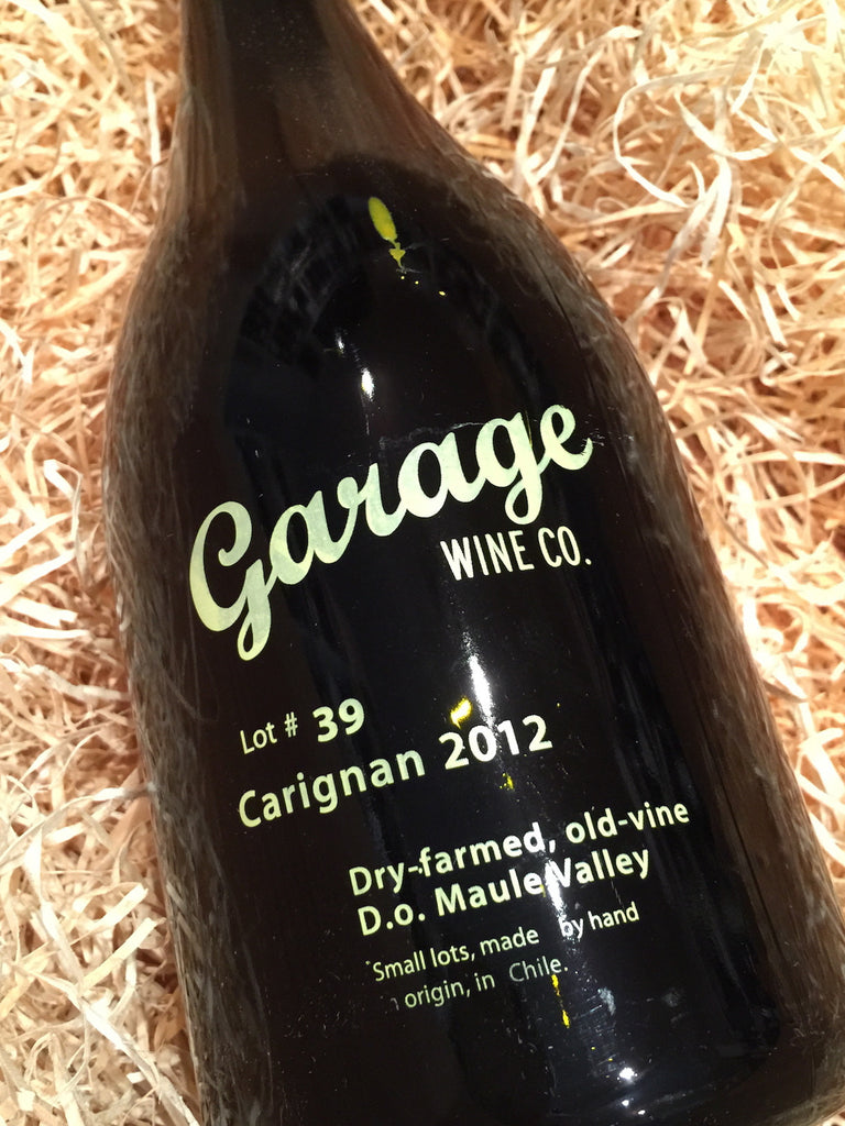 Garage Wine Co Lot #47 Old Vine Carignan 2012 75cl
