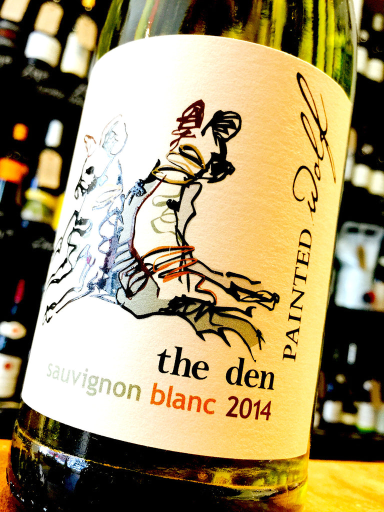 Painted Wolf The Den Sauvignon Blanc 2014 75cl